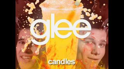 Glee - Candles (Acapella)