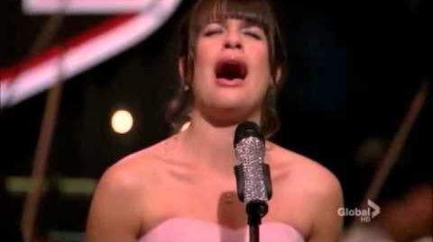 Glee - Jar of hearts