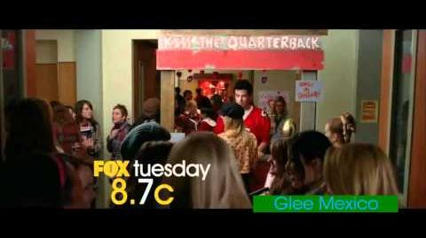 Glee - Silly Love Songs Promo