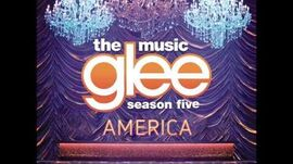Glee - America (DOWNLOAD MP + LYRICS)