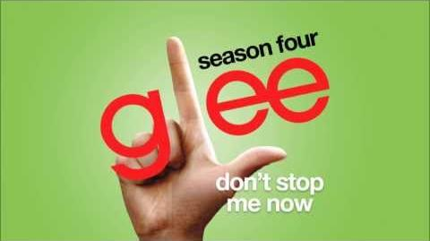 Don't Stop Me Now Glee HD FULL STUDIO