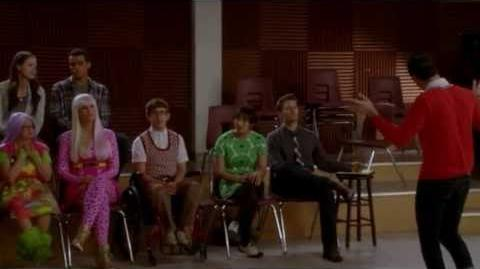 GLEE - I Still Believe Superbass (Full Performance) (Official Music Video) HD