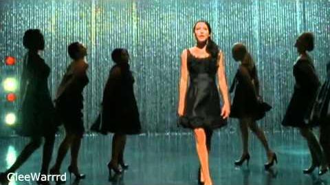 Glee - Rumour Has It Someone Like You (Full Performance) HD