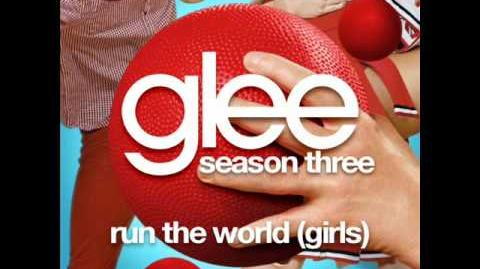 Glee - Run The World (Girls) (Acapella)