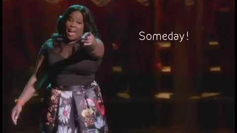 Someday we'll be together glee lyrics