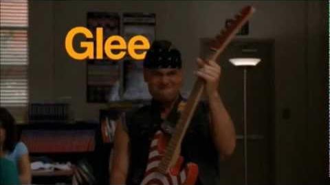 Glee - Hot For Teacher (Puck) - Lyrics Video