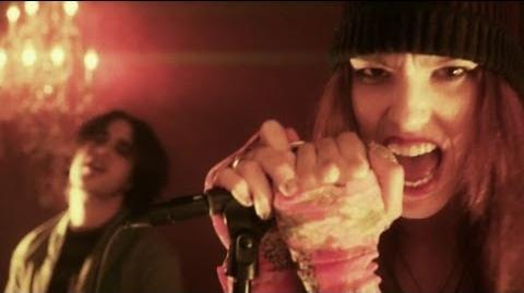 Halestorm - Here's To Us Official Video-0