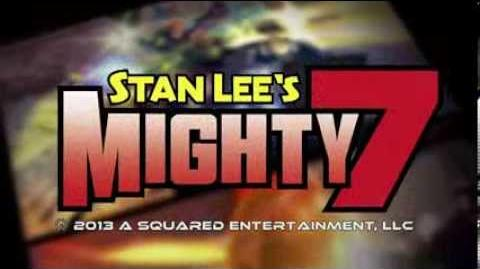 Stan Lee's Mighty 7 (2014) Theatrical Trailer HD