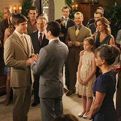 Kevin & Scotty Hochzeit