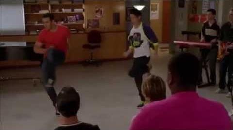 "Glee ""I Wish"""