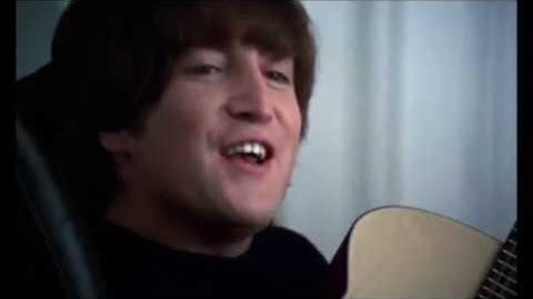 The Beatles - You've Got To Hide Your Love Away (Official Music Video)