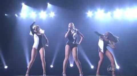 Beyonce - Single Ladies LIVE! 2009