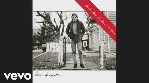 Bruce Springsteen - Santa Claus Is Comin' To Town (Audio)