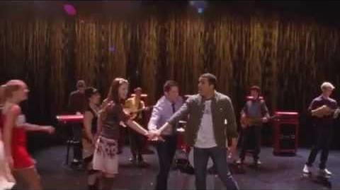 GLEE- Outcast (Full Performance) (Official Music Video) HD