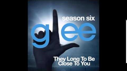 Glee - They Long To Be Closed To You (DOWNLOAD MP3 LYRICS)