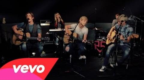 R5 - Here Comes Forever (Acoustic)