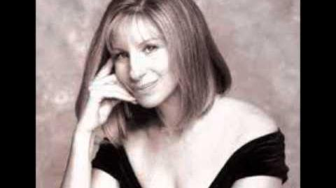 Barbra Streisand one less bell to answer a house is not a home