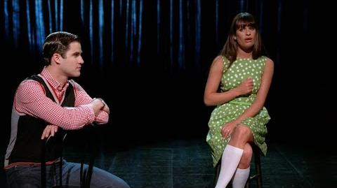 GLEE - Big Girls Don't Cry (Full Performance) HD
