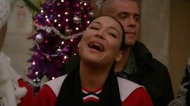 Glee - Do They Know It's Christmas full performance HD (Official Music Video)