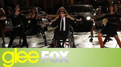"GLEE ""Addicted to Love"" Official Performance"