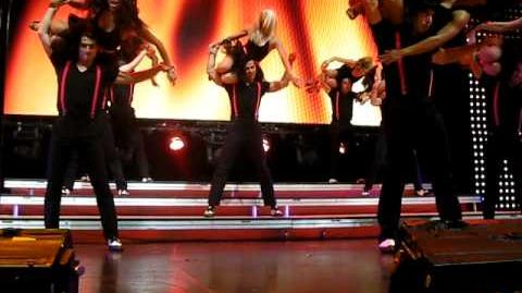 Mercy Vocal Adrenaline-Glee Live 2010