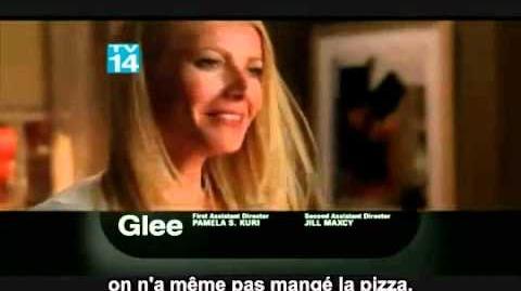 Promo Glee 2x17 - Night of Neglect Vostfr