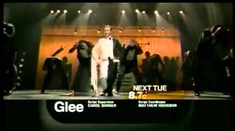 Glee 2x04 Promo Duets