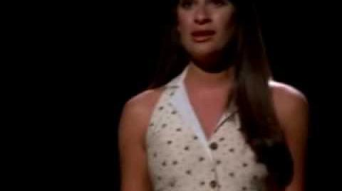 Glee i won't give up full performance