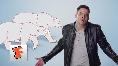 "Mark Salling ""Bears"" FandangoMovies"