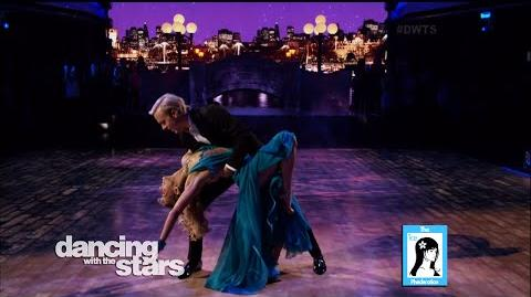 WEEK 2 DANCING WITH THE STARS 20 - Riker Lynch & Allison LIVE 3-23-15
