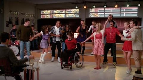 GLEE - My Life Would Suck Without You (Full Performance) HD
