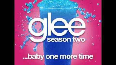 Glee - Baby One More Time (LYRICS)