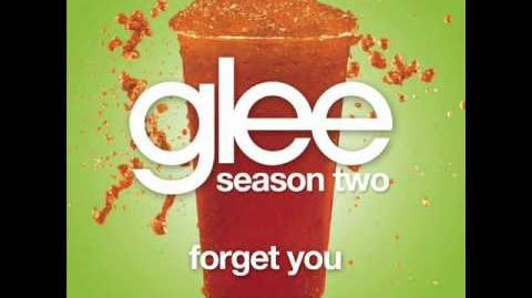 Glee - Forget You (Acapella)