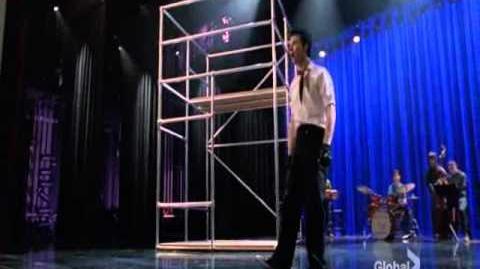 Kurt Hummel Glee I'm the Greatest Star