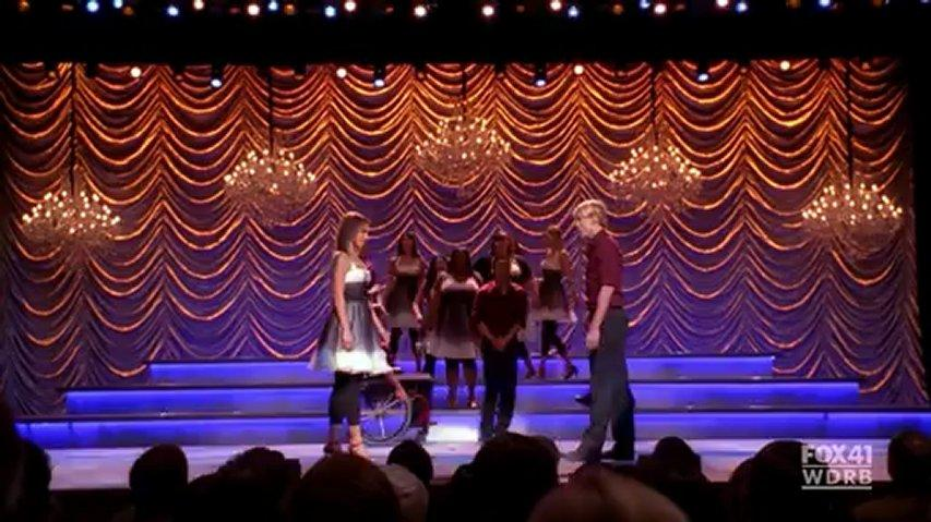 (I've Had) The Time of My Life - GLEE-0