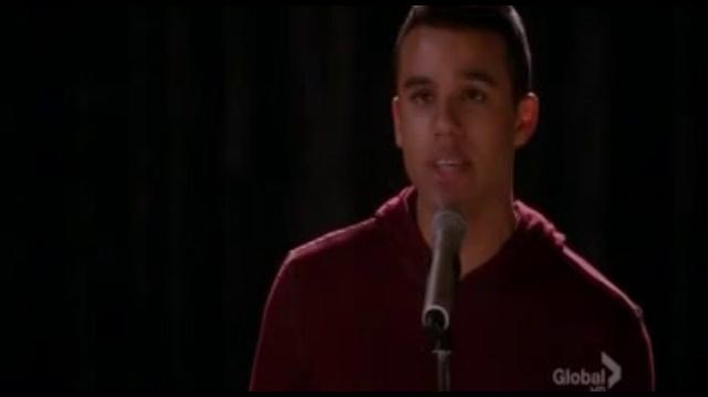 GLEE - Never say Never
