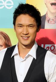Asian guy on glee