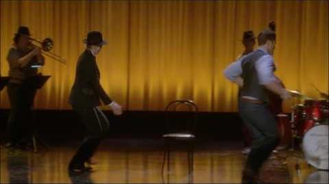 Glee - Mister Monotony (Full performance) (deleted scene)