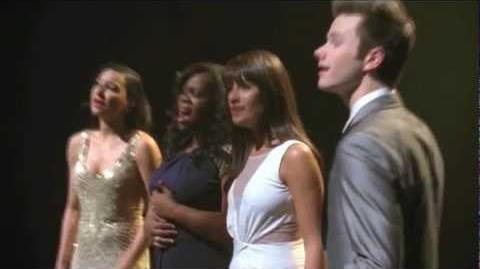 GLEE - How Will I Know - Sneak Peek - 'Dance With Somebody'