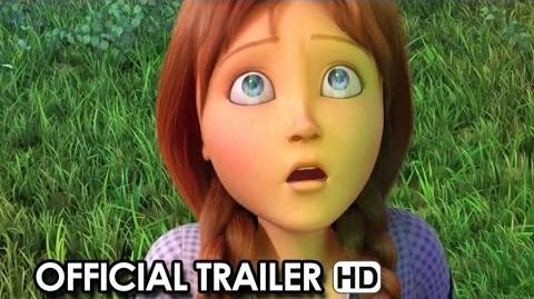 Legends of Oz Dorothy's Return Official Trailer (2014) HD
