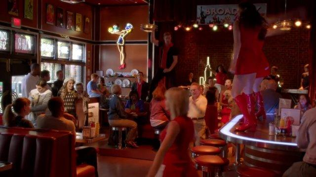 Take Me Home Tonight - Glee
