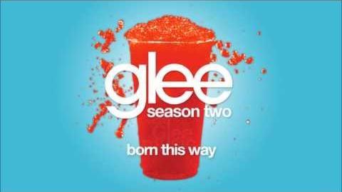 Born This Way Glee HD FULL STUDIO