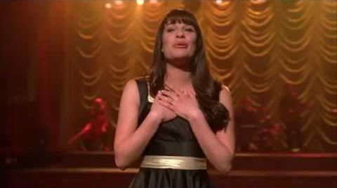 GLEE - Here's To Us (Full Performance) HD