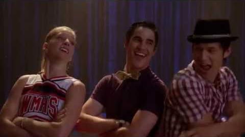 GLEE - You Should Be Dancing (Full Performance) HD