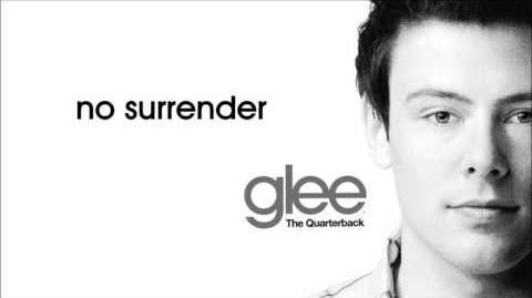 Glee - No Surrender