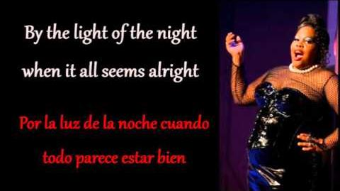 Glee Sweet Transvestite (Lyrics Español)