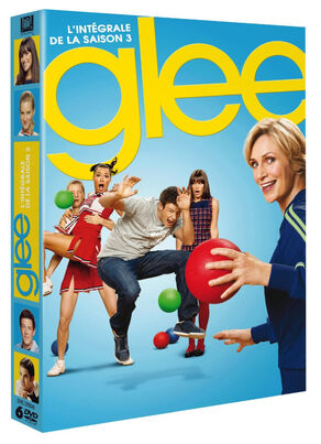 Glee saison 3 dvd