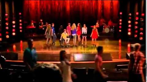 GLEE Don't Stop Believin' Season 5 Full Performance Video HD