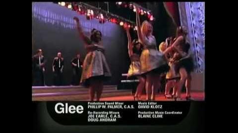"Glee ""Journey"" Promo"