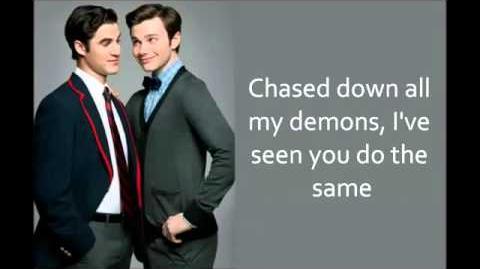 Glee - Perfect (Lyrics)